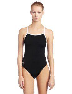 7c87e8286937e Speedo Women s Race Endurance+ Polyester Flyback Training Swimsuit