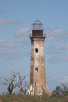 Sabine Pass Lighthouse, Louisiana