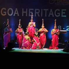 Second edition of Goa Heritage Festival was inaugurated by Francis D'Souza, The Deputy Cheaf Minister Goa in the presence of Dilip Parulekar Minsiter of Tourism Woman & Child Development, Government of Goa and other government official.