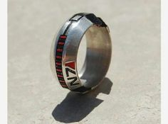 Mass effect ring
