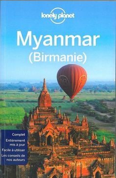 Lonely Planet Myanmar_0