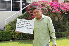 Steve Ortega, estudiante de la Prepa UNITEC