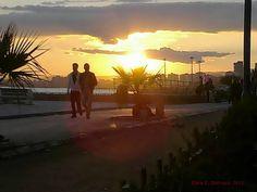 sunset in Mersin/Turkey