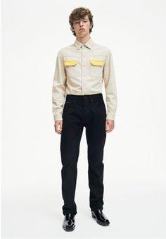c51811aee6 Calvin Klein Jeans SS18 Lookbook. Raf SimonsCalvin ...