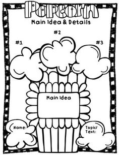 Image result for graphic organizer template elementary