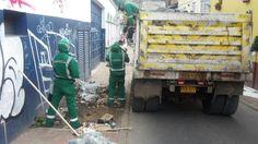 Jornada especial de limpieza y embellecimiento #ViveElCentro en el Eje Ambiental de Bogotá Cleaning, Activities