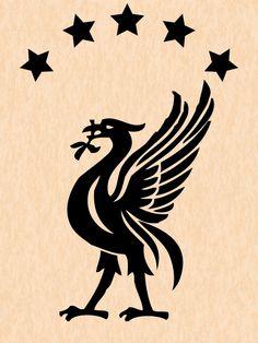 Liverpool FC Liver Tattoo by Blackbolt.deviantart.com on @deviantART