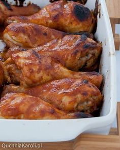 Tandoori Chicken, Chicken Wings, Poultry, Bbq, Easy Meals, Food And Drink, Turkey, Yummy Food, Cooking