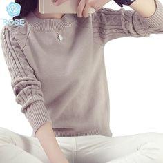 Suéter Feminino Style Twist