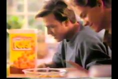 In loving memory of Paul Walker, who died way too early 3 years ago. 1990 Paul & Sean were brothers in this Kellogg's Corn Pops commercial. Sean Patrick Flanery, Corn Pops, Paul Walker, Instagram Images, Instagram Posts, In Loving Memory, 3 Years, Brother, Commercial