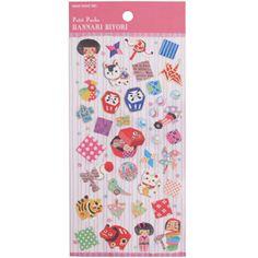 Mindwave Stickers: Japanese Graphics