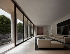sir david chipperfield architects / private house, kensington