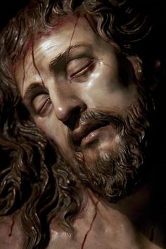 (via Benedetta Paradiso) Our Lord Jesus Christ, who took upon himself so much suffering. Catholic Art, Catholic Saints, Religious Images, Religious Art, Jesus Christ Images, Jesus Pictures, Jesus Is Lord, Sacred Art, Christian Art
