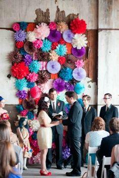 Detalhes de decoração de casamento DIY [Foto]