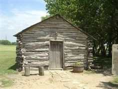 Laura's Little House on the Prairie near Independence, Kansas