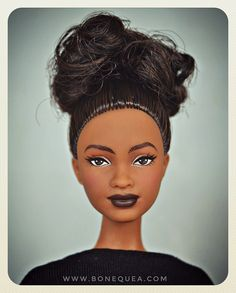Ooak Barbie | Sandra (Bonequea) | Flickr