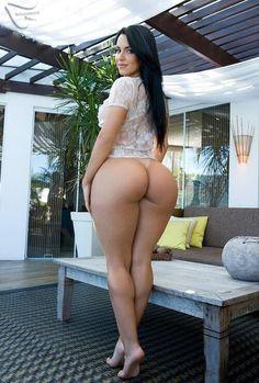 A peachy view