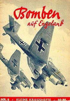 Blog about Luftwaffe and influence this formation on the development of aviation. History of aviation during World War Second.