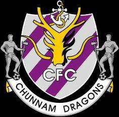 Escudo Chunnam Dragons