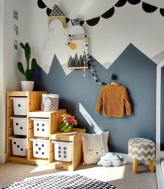 kid bedrooms The IKEA TROFAST collection is a brilliant and functional storage range for kids bedrooms . Check out these creative TROFAST HACKS Bedroom Storage Ideas For Clothes, Bedroom Storage For Small Rooms, Childrens Bedroom Storage, Childrens Room Decor, Baby Zimmer Ikea, Baby Room Decor, Bedroom Decor, Nursery Decor, Boy Decor
