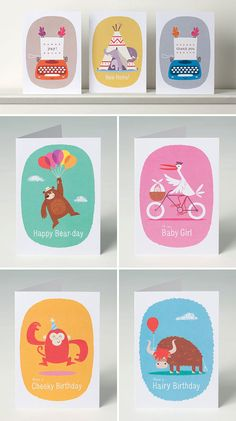 Gumo Greeting Cards