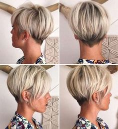 Short Hairstyles 2018 - 7