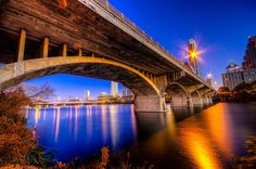 Congress Street Bridge by Flipintex