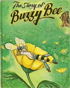 The Story of Buzzy Bee Ruby Altizer Roberts HC 1982