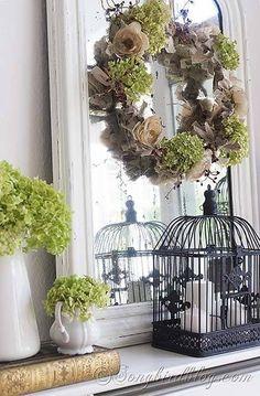 Bird cages!!
