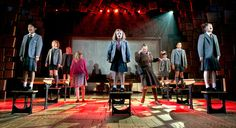 Rave review for 'Matilda the Musical' at Shubert Theater - NYTimes.com