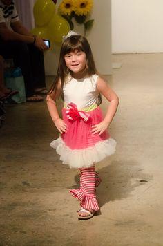 One of our models working that runway wearing the Amaryllis Set for Stylish Babe Boutique! $78.00 http://www.stylishbabeboutique.com/amarillys-set #kidsfashion #fashionshows #stylishbabeboutique #stylishbaberunway #stylishbabefashionshow #instaboutique