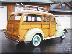 vintage woody car images | 1941 International Woody Wagon for sale - Classic car ad from ...