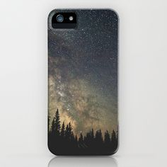 Milky Way iPhone & iPod Case by Man & Camera - $35.00