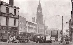 newport street 1960