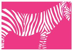 Zebra Print by dekanimal on Etsy