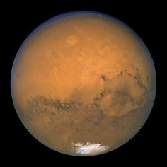 Marsquakes Could Potentially Support Red Planet Life    Space.com 9/22/16 Mars as seen by the Hubble Space Telescope in August 2003