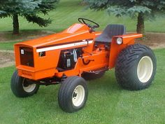 91 Best Allis-Chalmers Lawn & Garden Tractors images in 2018