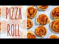Girelle di pizza | Ricetta Vegan - YouTube