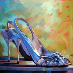Penelope Moore  —   Spring Shoes, 2010 (900x900)