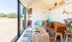 transportable small house built in Spain