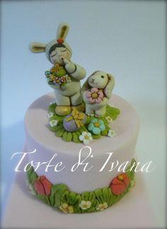 EASTER THUN Cake!