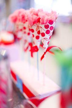 Cotton Candy | Fairy Floss Shop Bella Bella Studios for custom Pretty Paper Party Decor! http://www.etsy.com/shop/bellabellastudios http://www.zazzle.com/bellabellastudios*