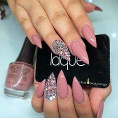 Best Stiletto Nails Designs Trends for You ★ See more: https://naildesignsjournal.com/stiletto-nails-designs-trends/ #nai