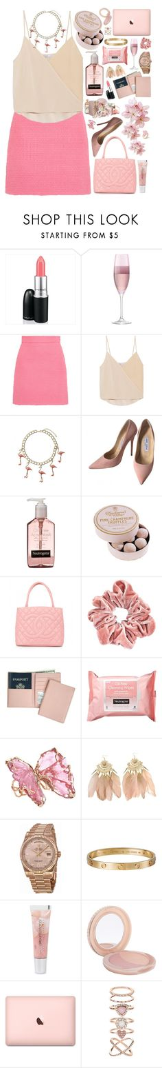 """{...You'll be alright No one can hurt you now Come morning light You and I'll be safe and sound...}"" by kthf ❤ liked on Polyvore featuring beauty, LSA International, Gucci, Chelsea Flower, Jimmy Choo, Neutrogena, POSH, Chanel, Royce Leather and Lucifer Vir Honestus"