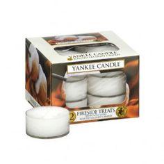 Yankee Candle Tea Lights Fireside Treats