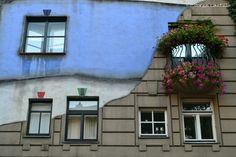 Hundertwasserhaus , Viena