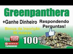 23 - Ganhe dinheiro sem Investir nada - Greenpanthera