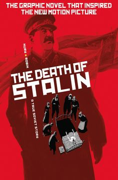 The Death Of Stalin, Fabien Nury