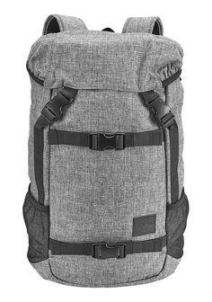 Landlock Backpack SE, Black Wash
