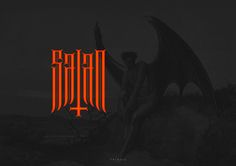 Satan - demonic vyaz on Behance